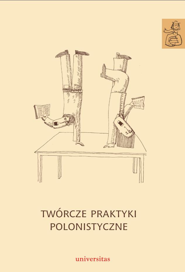 okładka Twórcze Praktyki Polonistyczne