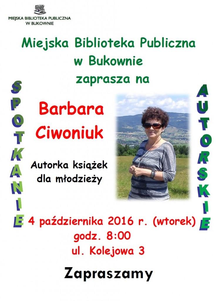 bukowno-plakat