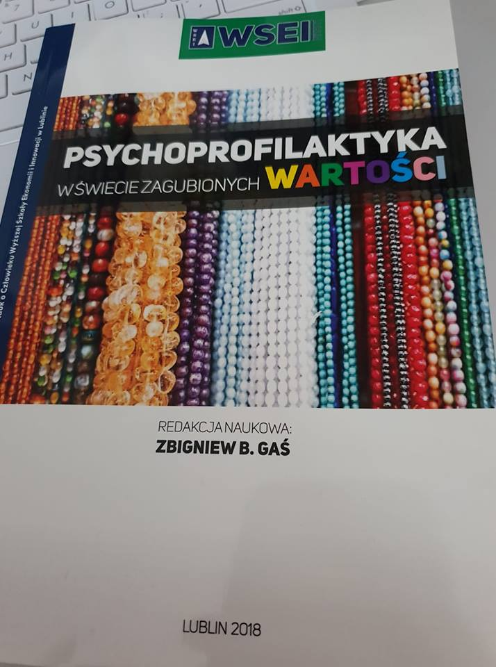 okładka Psychoprofilaktyka